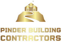 Pinder Building Contractors. Extensions and conversions in Bromley & Lewisham. Footer logo 1.