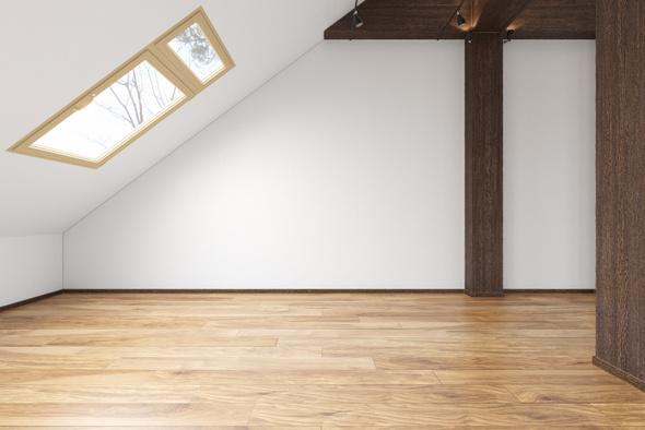 Basement and loft conversions in Bromley and Lewisham. A converted loft.